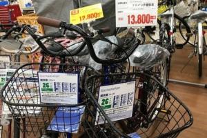 ホームセンター「コーナン」草津店へ行ってきた! 自転車販売は縮小傾向!?