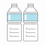 もう、重い水を運ぶ必要はない!2リットルの水の箱買いはネット通販が便利!