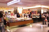 京都駅:お土産屋11店マップと営業時間一覧(6時~24時)