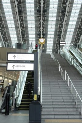 JR大阪駅「金の時計」