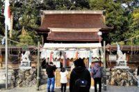栗東の大宝神社へ行ってきた!