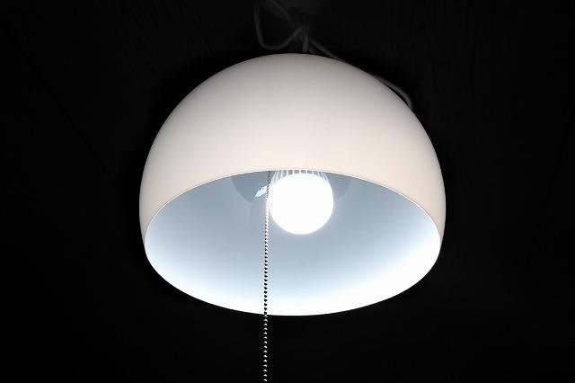 ニトリの格安の照明器具1,420円と電球を買ってみた!