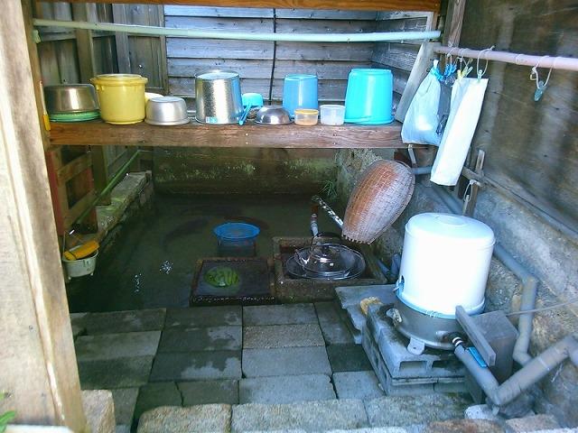 高島市針江のカバタ見学へ行ってきた! 湧き水や鯉と共生する暮らし