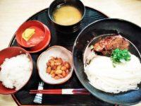 長浜の郷土料理・焼鯖そうめんを成駒家で食べてきた!
