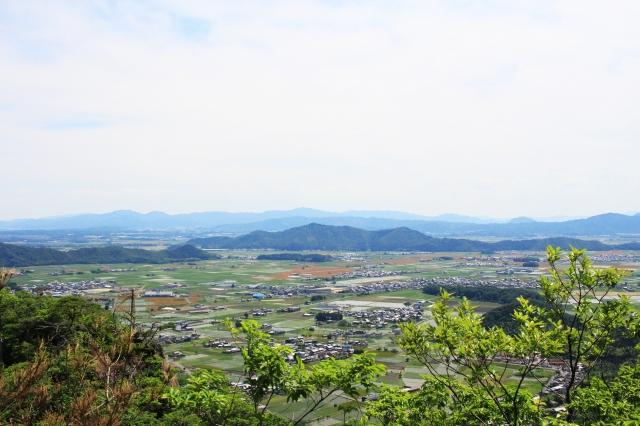 太郎坊山(赤神山)へ行ってきた!