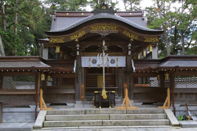 甲賀市にある田村神社へ行ってきた! 福豆で厄落し!