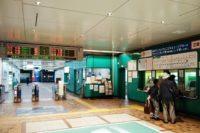 地下鉄新神戸駅(西神・山手線)わかりやすい構内図を作成、待ち合わせ場所2ヶ所も詳説!