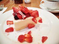 神戸元町の「リーウェイカフェ」へ行ってきた! ケーキセットが安い、おいしい!