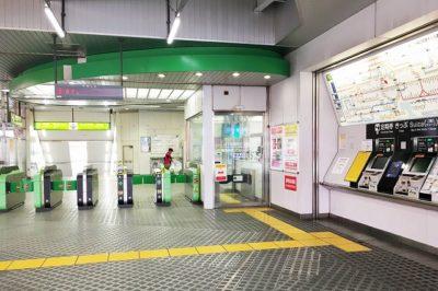 JR池袋駅「メトロポリタン口」
