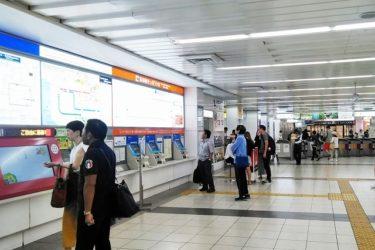 近鉄大阪難波駅:わかりやすい構内図を作成、待ち合わせ場所2ヶ所も詳説!