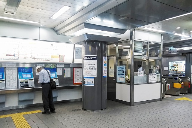 地下鉄天満橋駅(谷町線)わかりやすい構内図を作成、待ち合わせ場所2ヶ所も詳説! | ウェルの雑記ブログ