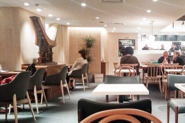 天満橋駅のカフェ「トラジャコーヒー」へ行ってきた!