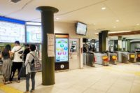 奈良の主要駅の構内図とお土産屋マップを作成、待ち合わせ場所も詳説!