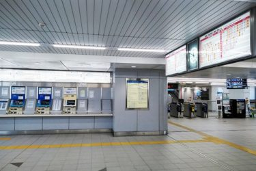 阪神西宮駅:わかりやすい構内図を作成、待ち合わせ場所2ヶ所も詳説!