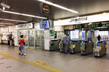 大府駅:わかりやすい待ち合わせ場所は?