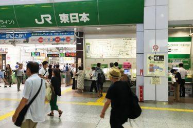 小田原駅:わかりやすい構内図を作成、待ち合わせ場所3ヶ所も詳説!