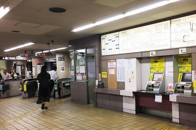 地下鉄新栄町駅:わかりやすい構内図を作成、待ち合わせ場所2ヶ所も詳説!