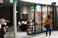 スターバックス心斎橋オーパ店へ行ってきた! 心斎橋駅近くで無料Wi-Fiが使える電源カフェ