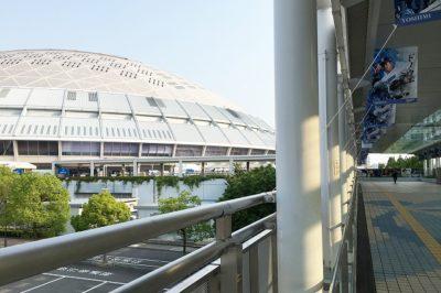 地下鉄ナゴヤドーム前矢田駅からナゴヤドームへのアクセスは ...