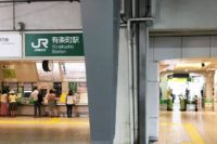 有楽町駅ガイド:わかりやすい構内図、待ち合わせ場所3ヶ所マップ付き