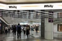 JR大阪駅から地下鉄東梅田駅(谷町線)へのアクセスは?