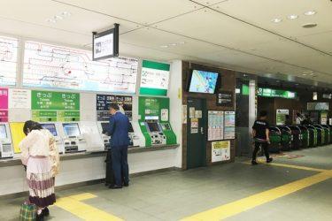 恵比寿駅:わかりやすい構内図を作成、待ち合わせ場所2ヶ所も詳説!