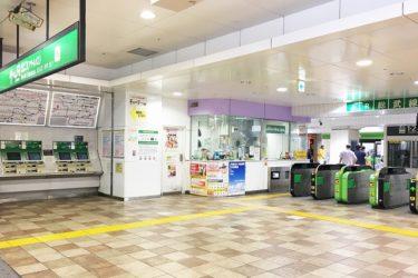 亀戸駅:わかりやすい構内図を作成、待ち合わせ場所2ヶ所も詳説!