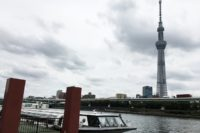 東京水辺ラインに乗ってきた! 地下鉄浅草駅から浅草寺二天門前へのアクセスは?