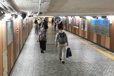 JR・銀座線上野駅⇔日比谷線上野駅のアクセスは?