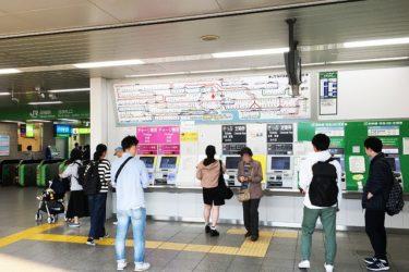 田端駅:わかりやすい構内図を作成、待ち合わせ場所2ヶ所も詳説!
