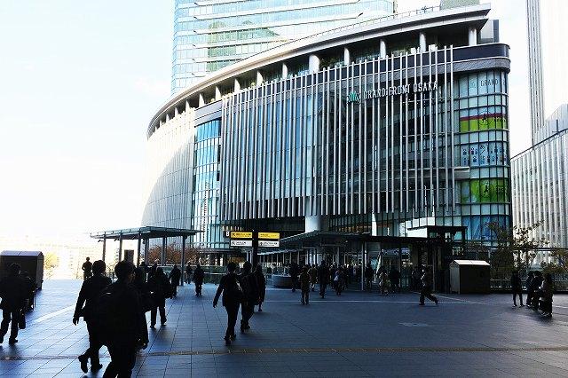 グランフロント大阪へ行ってきた! 大阪駅からのアクセスは? | ウェルの雑記ブログ