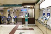 阪神福島駅:わかりやすい構内図を作成、待ち合わせ場所2ヶ所も詳説!