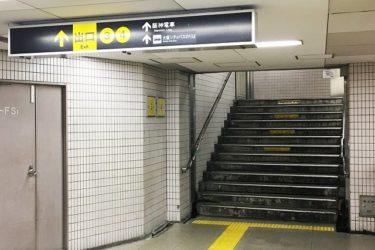 JR海老江駅から阪神野田駅へのアクセスは?