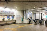 阪神桜川駅:わかりやすい待ち合わせ場所は?