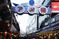 上野駅からアメ横へのアクセスは?