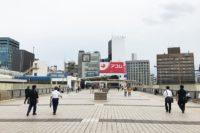 JR上野駅の西側から東側へのアクセスは?|パンダ橋