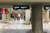 JR大阪駅から「ディアモール大阪」「円形広場」へのアクセスは?