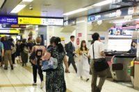 地下鉄池袋駅(副都心線)から池袋駅(JR・丸ノ内線)へのアクセスは?