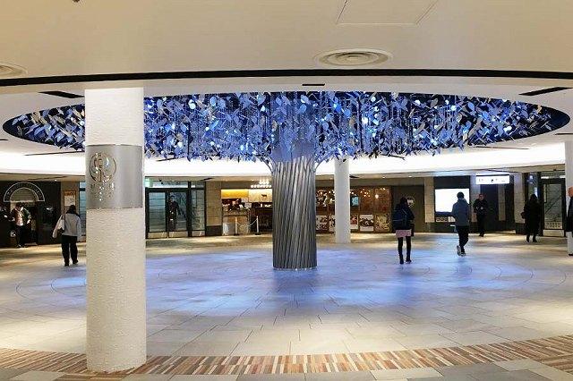 泉の広場へ行ってきた! JR大阪駅・阪急大阪梅田駅からのアクセスは? | ウェルの雑記ブログ