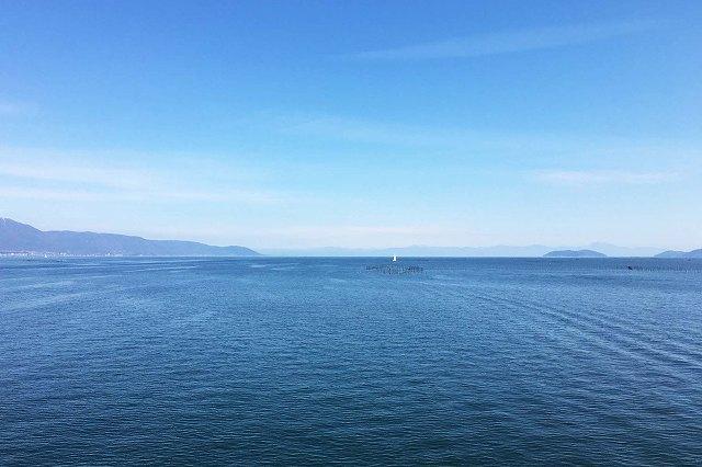 コロナ対策にハイキング! 琵琶湖横断でストレス発散! | ウェルの雑記ブログ