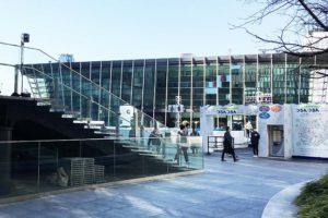 JR大阪駅から「うめきた広場」へのアクセスは?