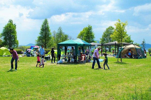 都市公園湖岸緑地へ行ってきた! バーベキューは予約不要で利用OK! | ウェルの雑記ブログ
