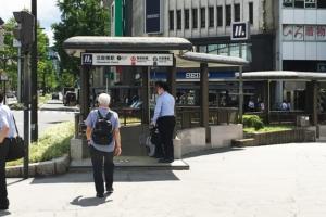 京阪大江橋駅から地下鉄淀屋橋駅(御堂筋線)へのアクセスは?