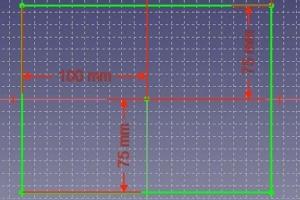 FreeCADの基本操作