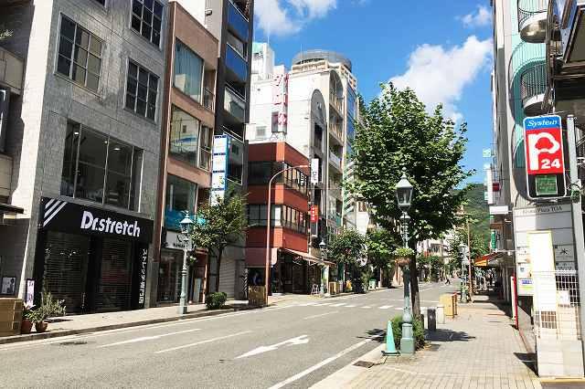 神戸三宮「トアロード」へのアクセスは?   ウェルの雑記ブログ