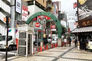 神戸三宮「いくたロード」へのアクセスは?